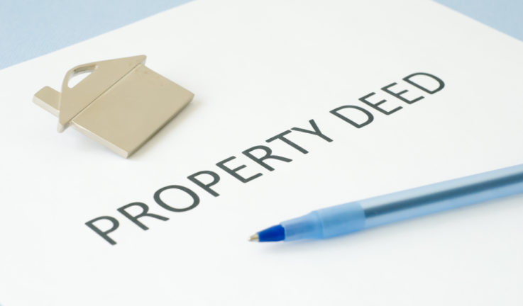 property deed lynn ma legal